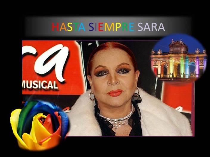 HASTA SIEMPRE SARA