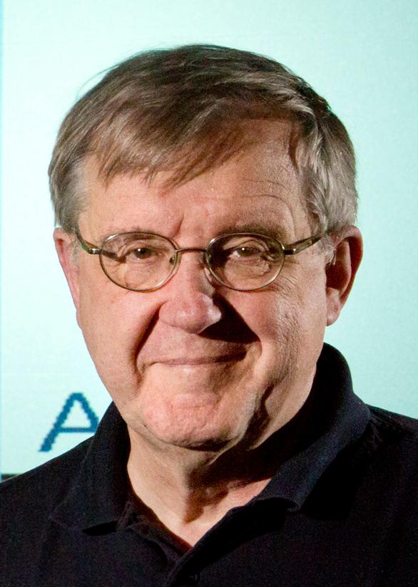 Klaus Schulten, professor of physics