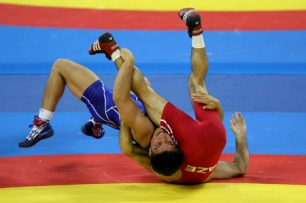 Olympics Day 11 - Wrestling