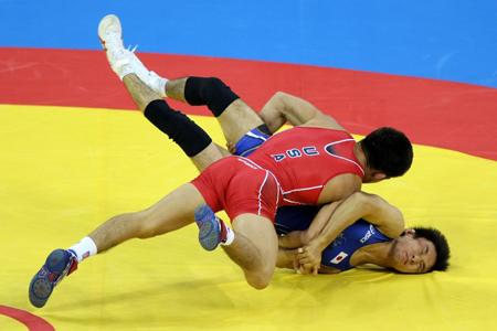 Olympics Day 11 - Wrestling
