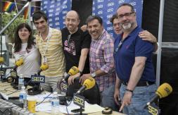 Hablamos-organizadores-Dia-orgullo-gay-2013-Jesus-Generelo-Esperanza-Montero-Juan-Carlos-Alonso