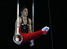 GYMNASTICS-WORLD-GERMANY