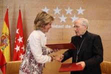 El-cardenal-Rouco-Varela-y-Esperanza-Aguirre