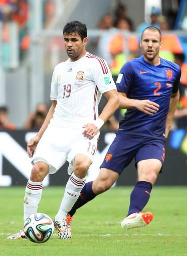 Group B - Spain vs Netherlands