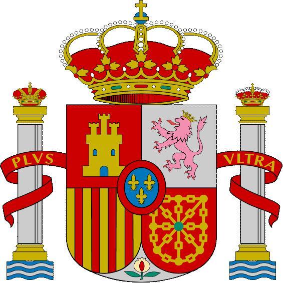Escudo espanol grande